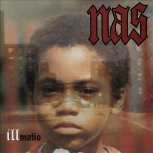 NAS ILLMATIC NEW VINYL RECORD $25.60