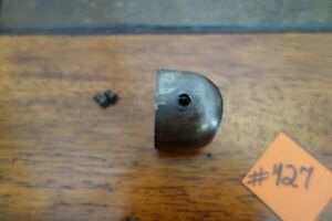 Winchester Forend Forearm End Cap W Screws 1873 1892 1894 Large Caliber Octagon