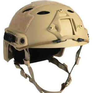 Men Military Tactical Protective ABS Fast Helmet Airsoft Paintball Multi Use