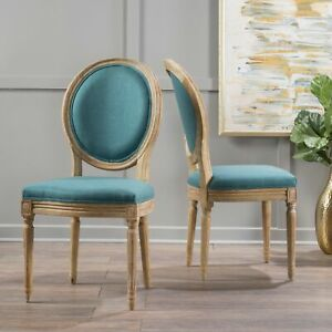 Hawthorne Fabric Dining Chair Set of 2