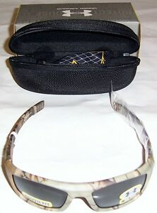 Under Armour Ace YOUTH Satin Realtree Pattern Frame wGray Lens