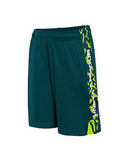 UNDER ARMOUR Toddler Boys Eliminator Printed Shorts  * BATIKMULTI - 2T * NWT