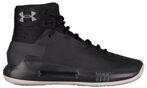 Under Armour Drive 4 Boys' Grade School BlackBlackGunmetal 6004-001