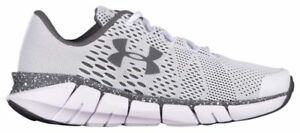 Under Armour X Level Scram Jet Boys GS WhiteGraphiteGraphite 6249-100