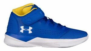 Under Armour Get B Zee Boys' Grade School Team RoyalWhiteWhite 9028-400