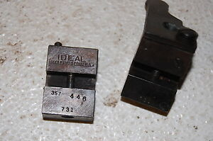 IDEAL SINGLE CAVITY BULLET MOLD 357-446 USED Lyman