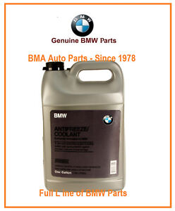 Genuine BMW MINI Coolant Antifreeze Blue 100% Concentrated 1 Gallon 82141467704