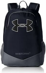 Under Armour Boys Storm Scrimmage Backpack Midnight NavyGraphite One Size