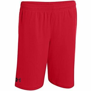 Under Armour Boys' UA Zinger Shorts X-Small Red