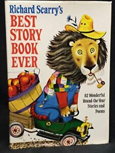 Best Story Book Ever by Scarry, Richard 0601086562 The Fast Free Shipping