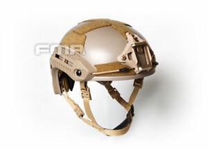 High Quality Tactical Airsoft ABS MT Helmet Mountaineering Climbing Helmet TAN