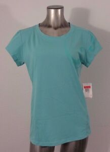 Nike Fit-Dry women's athletic t-shirt blue L new