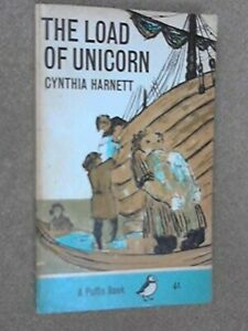 The Load of Unicorn (Puffin Books) by Cynthia Harnett Paperback Book The Fast