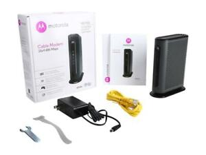 Motorola MB7420 16x4 686 Mbps DOCSIS 3.0 Cable Modem Certified by Comcast XFINIT