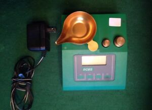 RCBS Powder Pro - Digital Powder Scale w charger weights and cup
