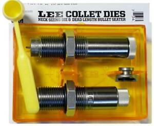 Lee 300 AAC Blackout Collet 2-Die Neck Sizer Set Md: 90772