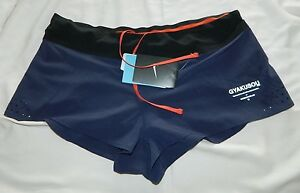 New Women Nike Dri-Fit Gyakusou Undercover Lab Running Solid Navy Blue Size M
