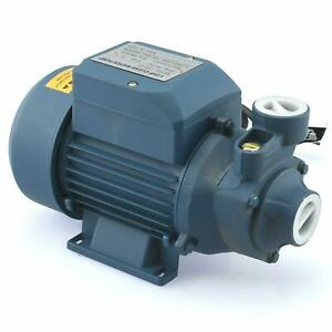 New 1 2HP Electric Industrial Centrifugal Clear Clean Water Pump Pool Pond 375W