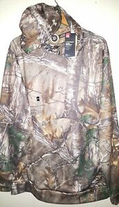 Under Armour Hunting Realtree Xtra Camo Hoodie XL - XLT $79.99 NEW 1286067-946