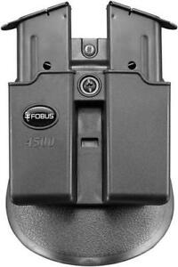 Fobus Mag Pouch Double For .45ACP Single Stack Paddle Sty