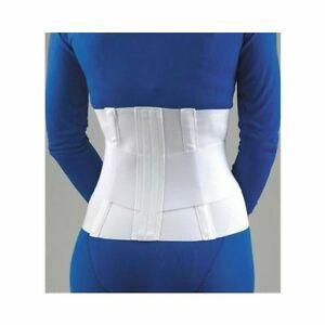 FLA Lumbar Sacral Support with Overlapping Abdominal Belt 10quot; height $32.09