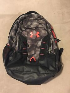 UNDER ARMOUR STORM 1 DESERT CAMO BACKPACK