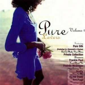 Various Artists - Pure Lovers Volume 1 - Various Artists CD B8VG The Fast Free