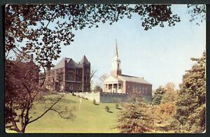 CAMPUS SCENE AT PENNSYLVANIA COLLEGE FOR WOMEN PITTSBURGH gt; $5.00