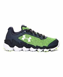 Under Armour Kids Boys UA BPS Spine Disrupt TCK (Little Kid) Stealth