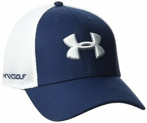 Under Armour Men's Golf Mesh Stretch 2.0 Cap