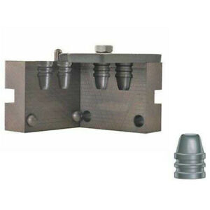 RCBS 2-Cavity Bullet Mold For 45 Caliber 200 Grain Semi-Wadcutter Md: RCB82046