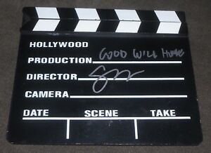 GUS VAN SANT SIGNED DIRECTOR'S CLAPPER CLAPBOARD GOODWILL HUNTING DIRECTOR