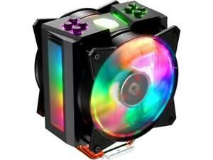 Cooler Master MasterAir MA410M Addressable RGB CPU Air Cooler w Independently L