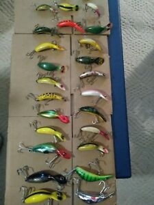 Heddon Tadpolly Fishing Lures