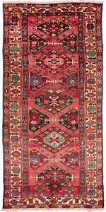 East Rug 117 516x54 516in Oriental Rug Red Carpet Hand Knotted Nomade