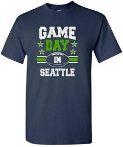 @ Seattle Seahawks Football Tailgate Game Day T Shirt Tee Hoodie