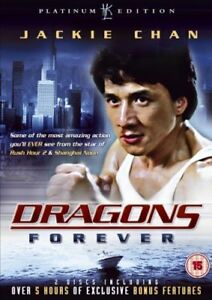 Dragons Forever (2-Disc Platinum Edition) [1988] [DVD] -  CD EUVG The Fast Free