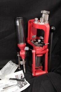 Hornady Projector Reloading Press .223 5.56 Dies & Case Activated Powder Measure