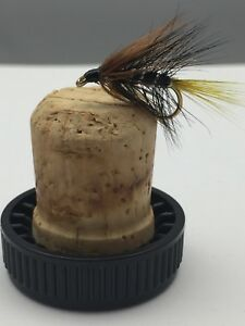 Fly Fishing PRIME COLLECTION Kate McLaren Wet Fly pack Size 10 pack of 8
