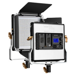 Neewer Studio Upgraded 480 LED Panel Dimmanable Bi-color LED Video Light