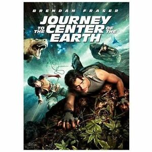 Journey to the Center of the Earth DVD 2008 NEW