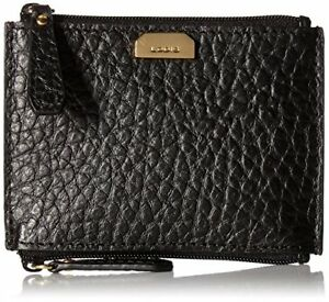 Lodis Women's Borrego Under Lock and Key Double Zip Coin Purse