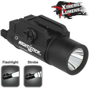 Nightstick Xtreme Lumens Tactical Weapon-Mounted Light with Strobe Md: TWM850XLS