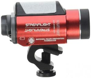 Streamlight 69157 Vantage Tactical Helmet Light with White LED Red - 115 Lumens