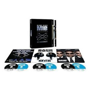 Men in Black Trilogy (4K Ultra HDBlu-ray 2017 6-Disc Set)