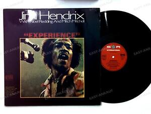 Jimi Hendrix With Noel Redding And Mitch Mitchell - Experience GER LP FOC 3*