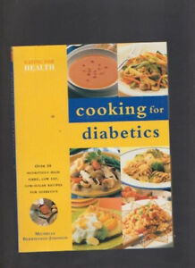 Eating For Health:Michelle Berriedale-Johnson:Cooking For Diabetics - Over 50 Re