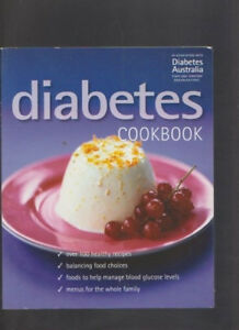 In Association with Diabetes Australia Diebetes Cookbook - Over 100 Healthy Reci