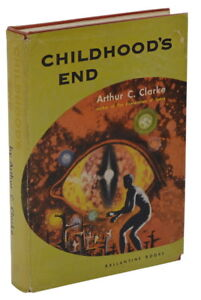 Childhood's End ~ ARTHUR C. CLARKE ~ First Edition 1st Printing ~ 1953