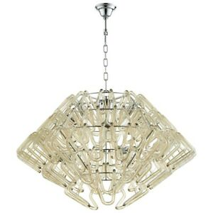 Cyan Design 8 Light Roswell Pendant Chrome - 8837